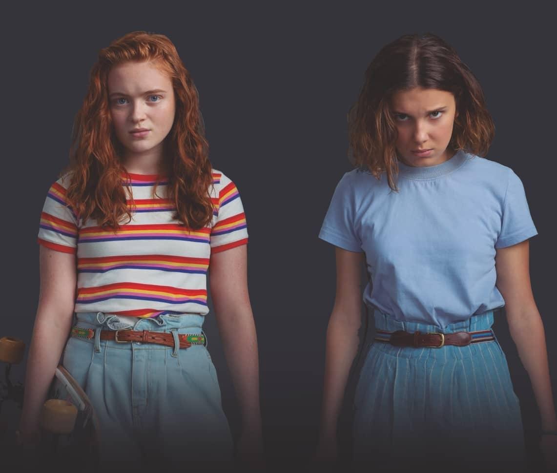 Millie y Sadie