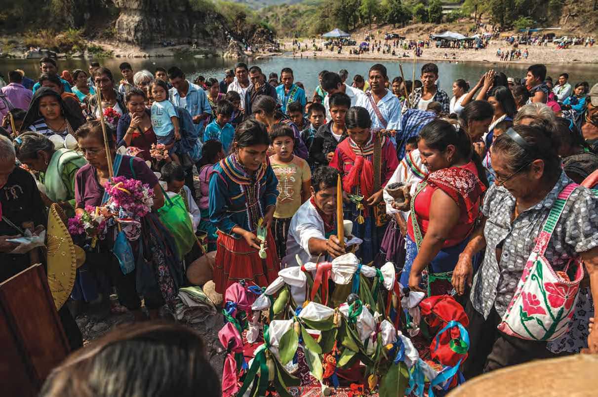 La Muuchatena o la fiesta de los Sanjuanitos