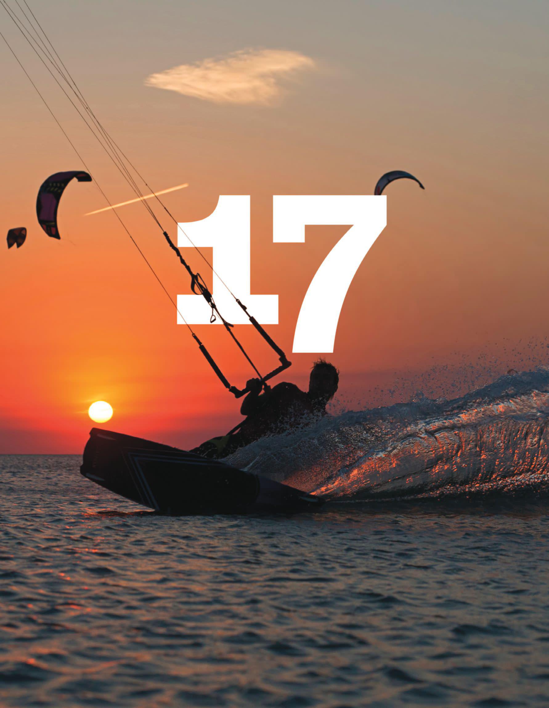 17 experiencias frente al mar