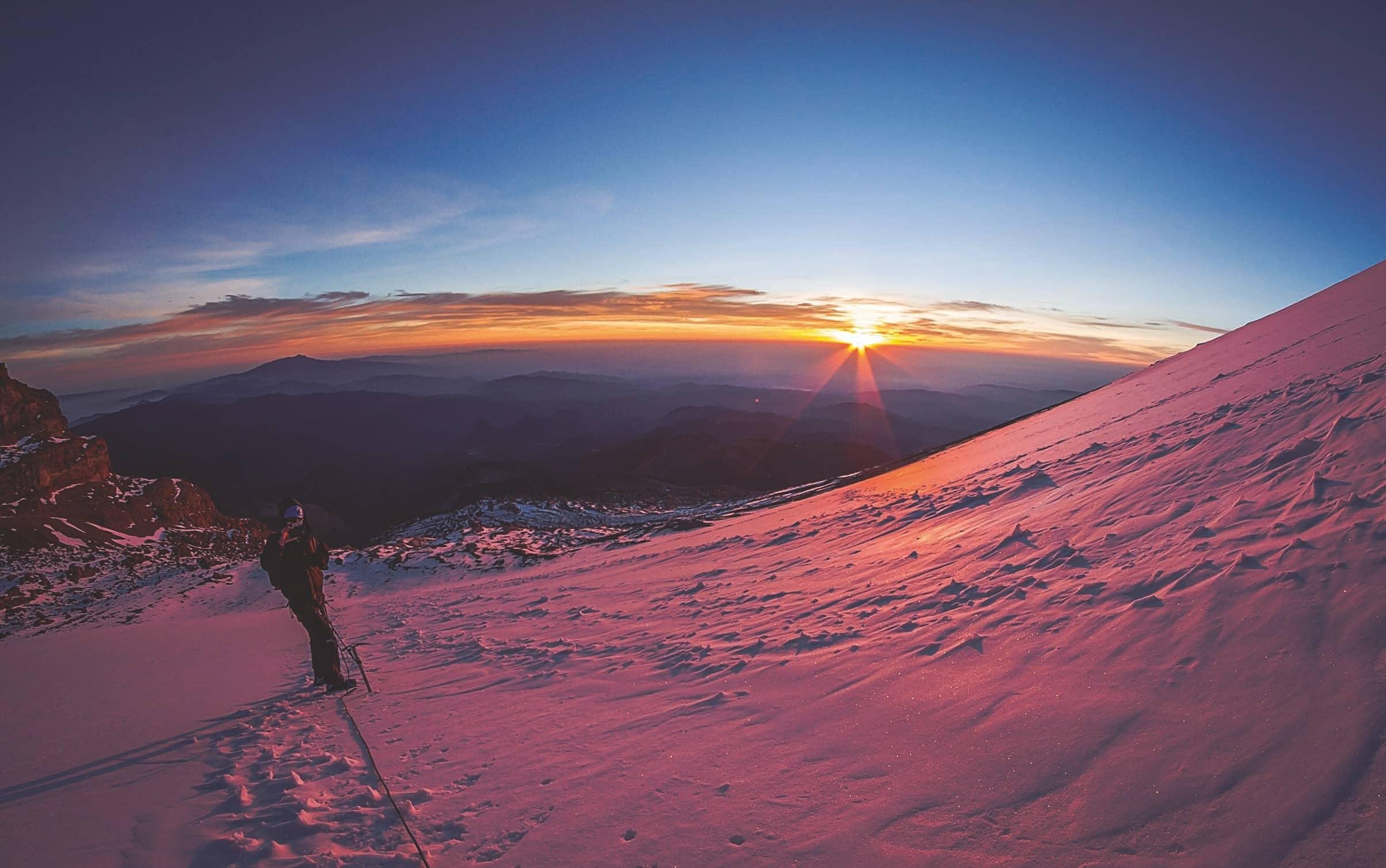 Citlaltépetl – Fotografiando la montaña más alta de México