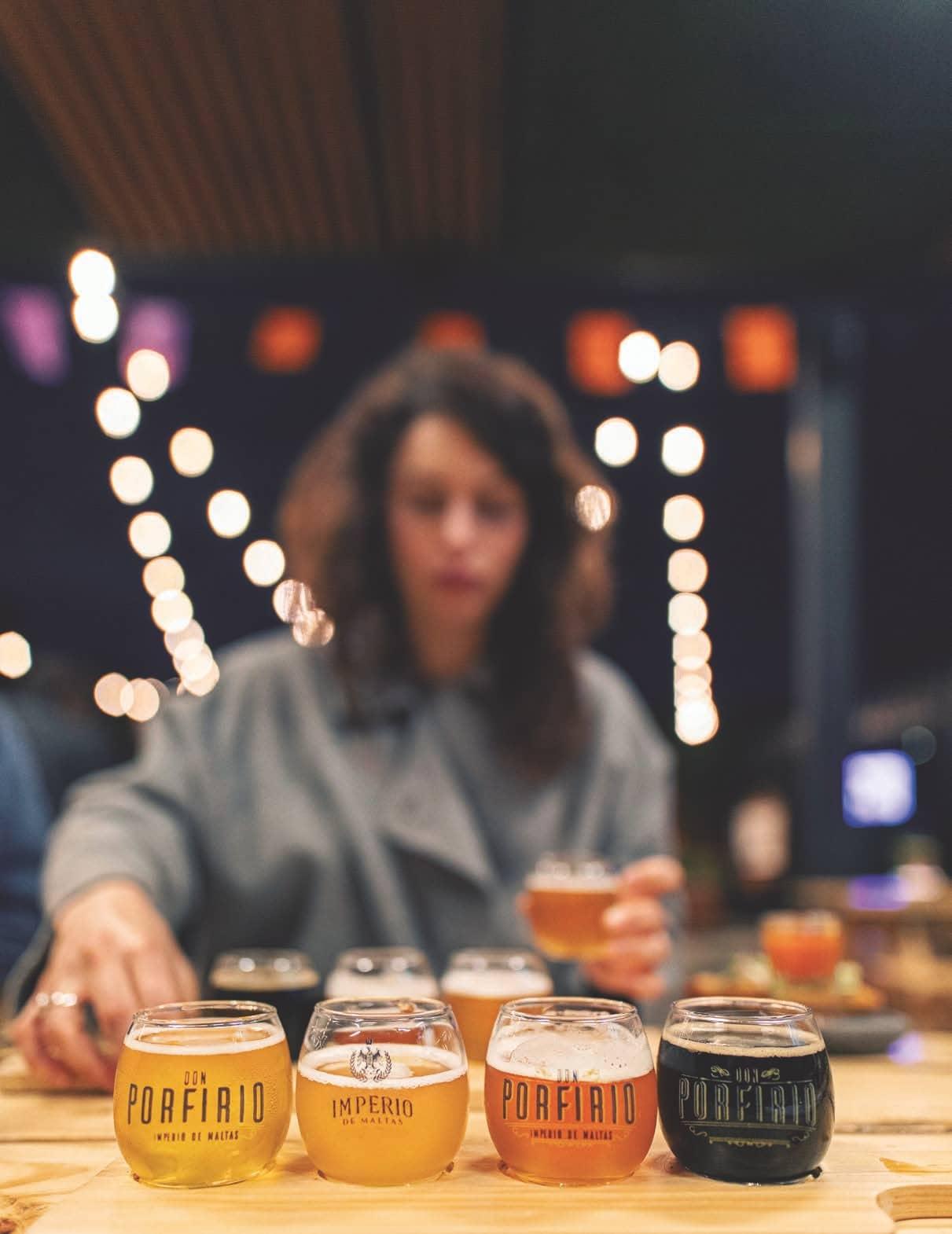 Breve tour de cerveza artesanal