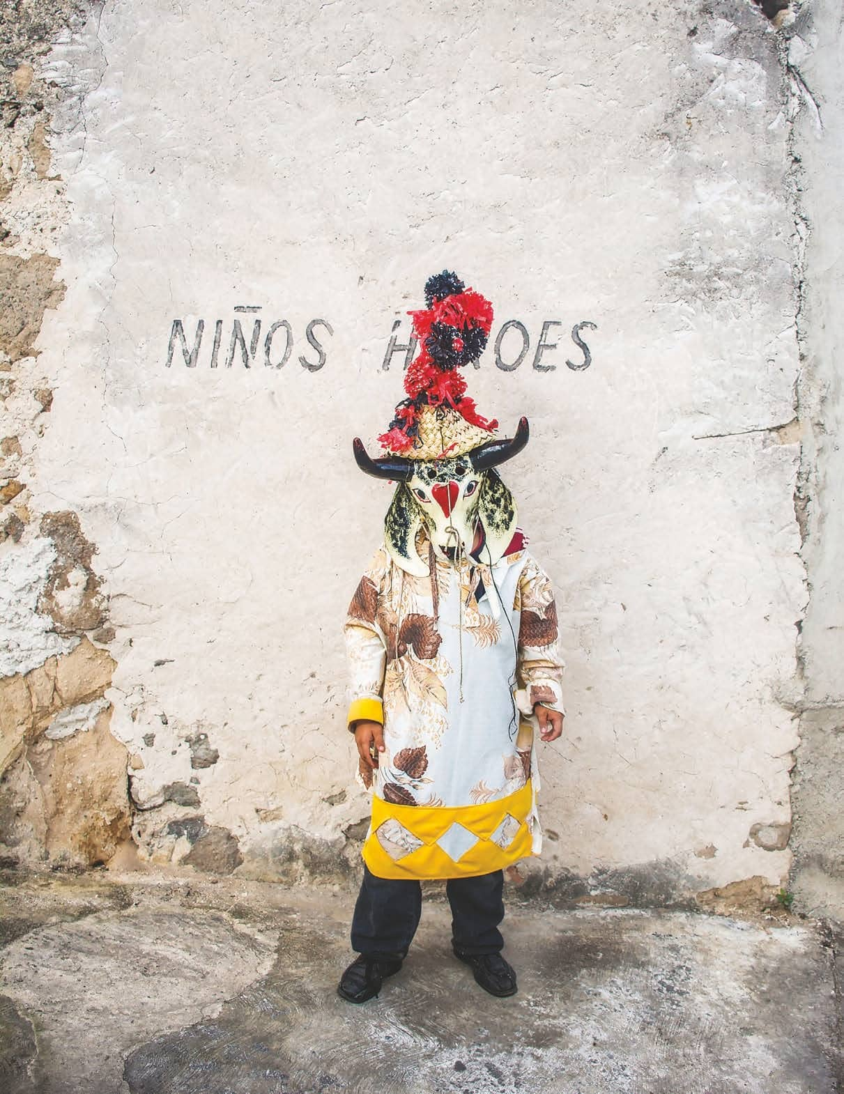 Al son de los enmascarados – Carnaval Afromestizo de Alto Tío Diego de Veracruz