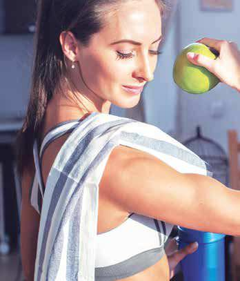 Are Gyms New Retail Stores for Health Food?