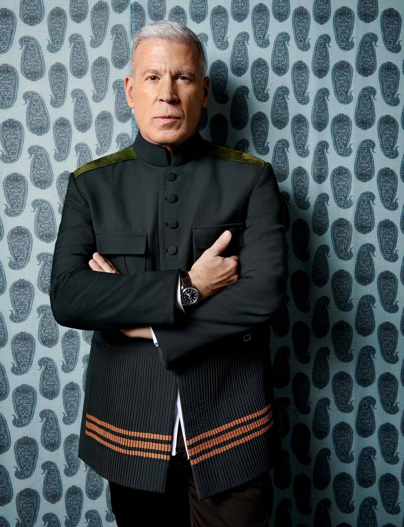 Nick Wooster Rocks The Best Of Indianwear
