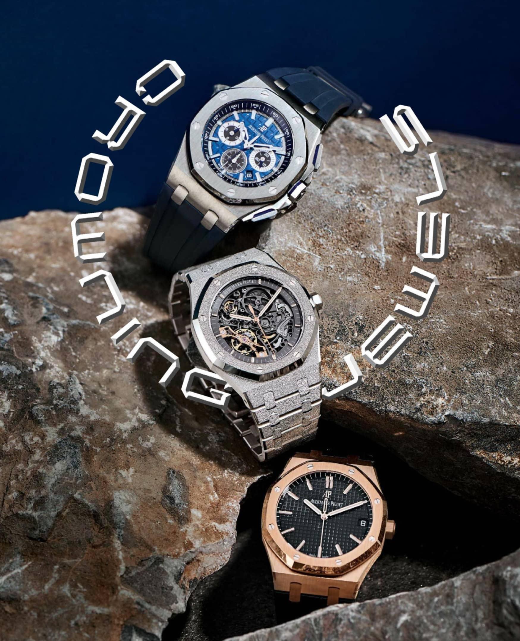 GQ Watch - Crowning Jewels