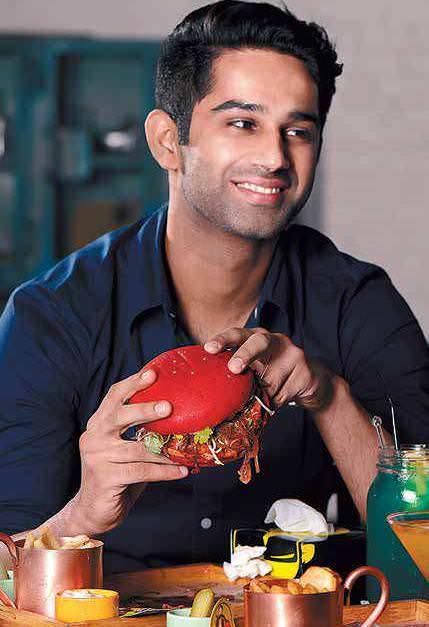 Burger Mania Hits India