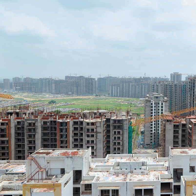 Inside India's Property Plummet