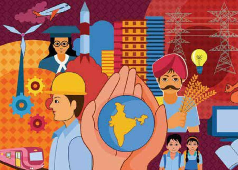 Employment, Competitiveness And Shared Prosperity: The Indian Conundrum