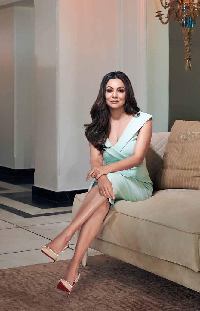 Gauri Khan: A Peek Into The Business Domain Of A Design Diva