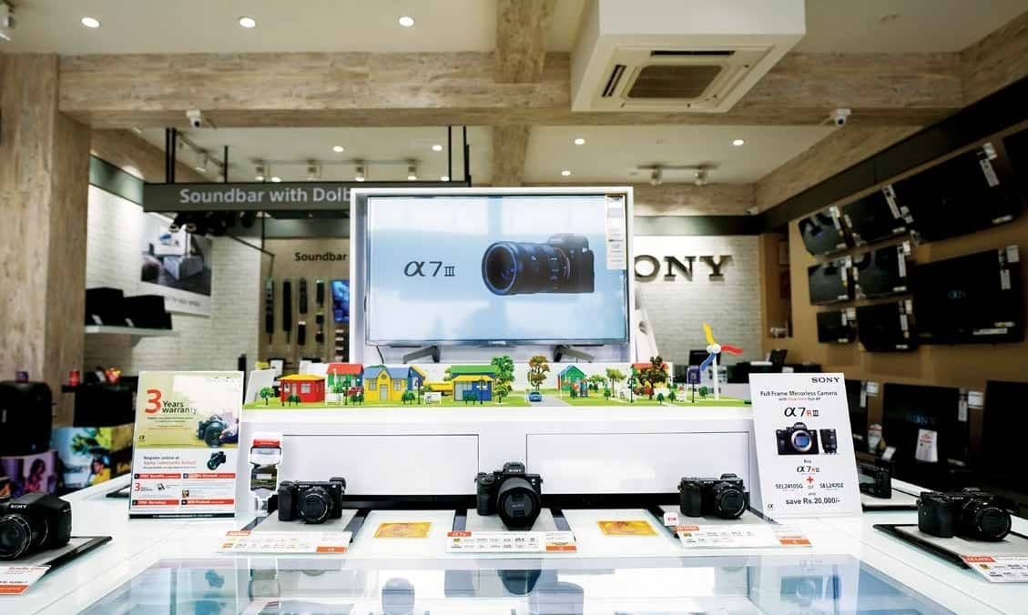 How Sony Is Re-Investing Itself In India