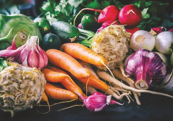 Importance of underutilized vegetables grown in all over India