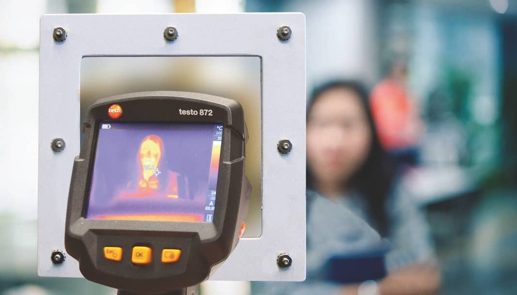 Thermal Scanning At Workplace Is Must In Covid-19 Scenario: A Government Mandate
