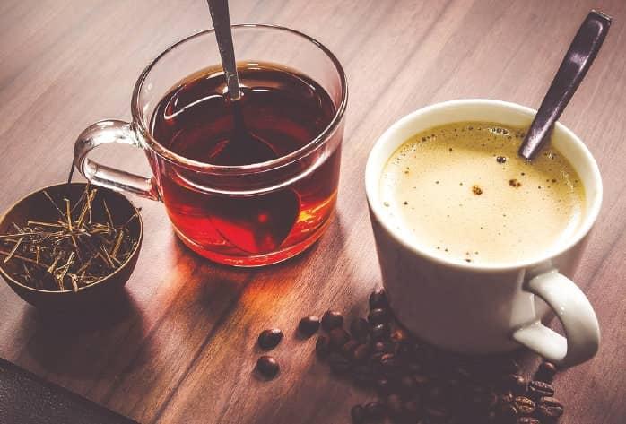 Queen of Beverage: Tea (Camellia sinensis)