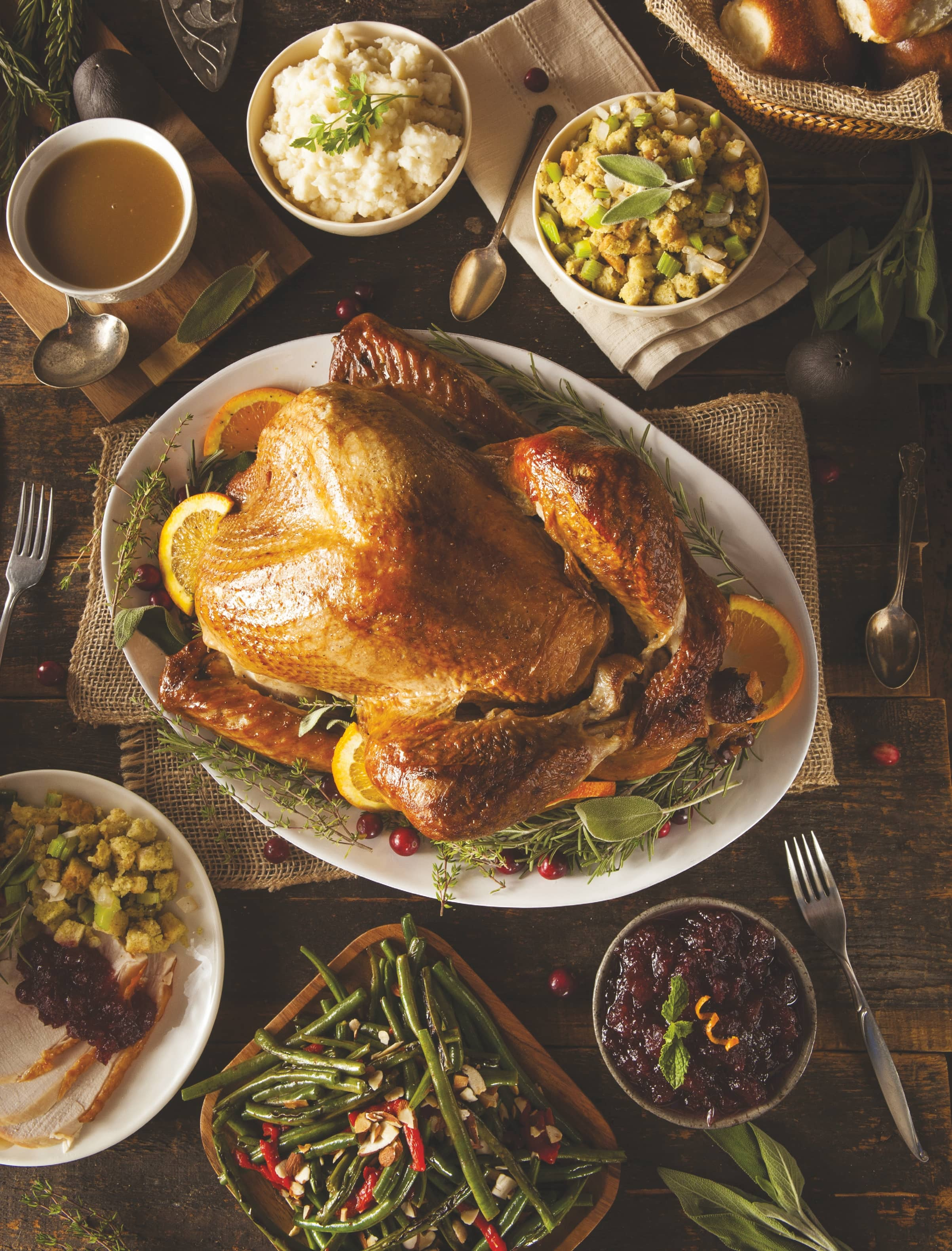5 Tips For A Healthy Holiday Meal