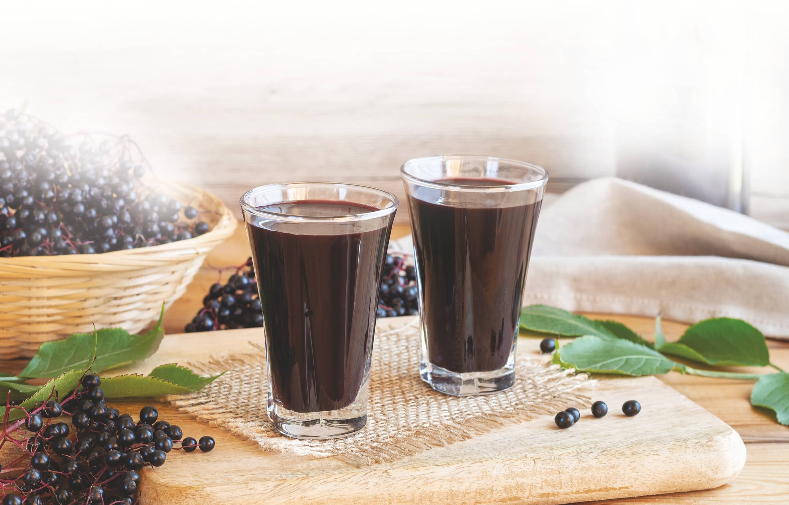4 REASONS TO TAKE Elderberry Syrup