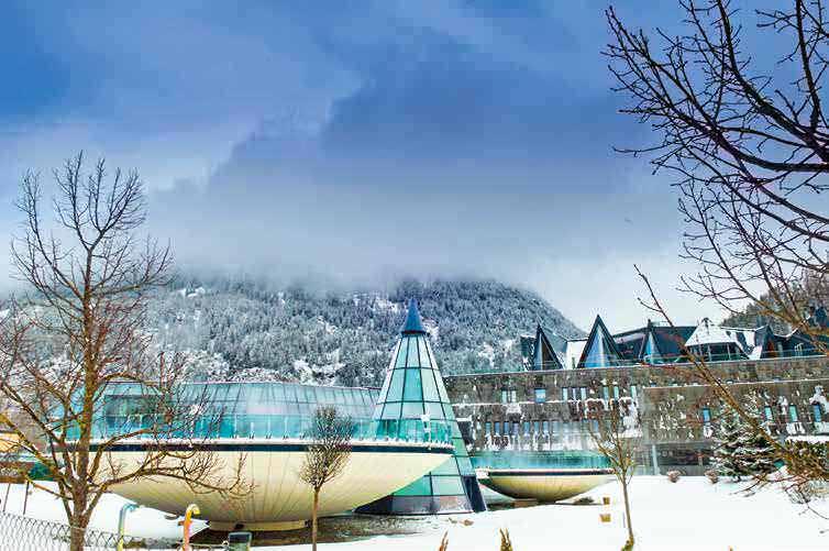Ötztal – Paraíso nevado en Austria