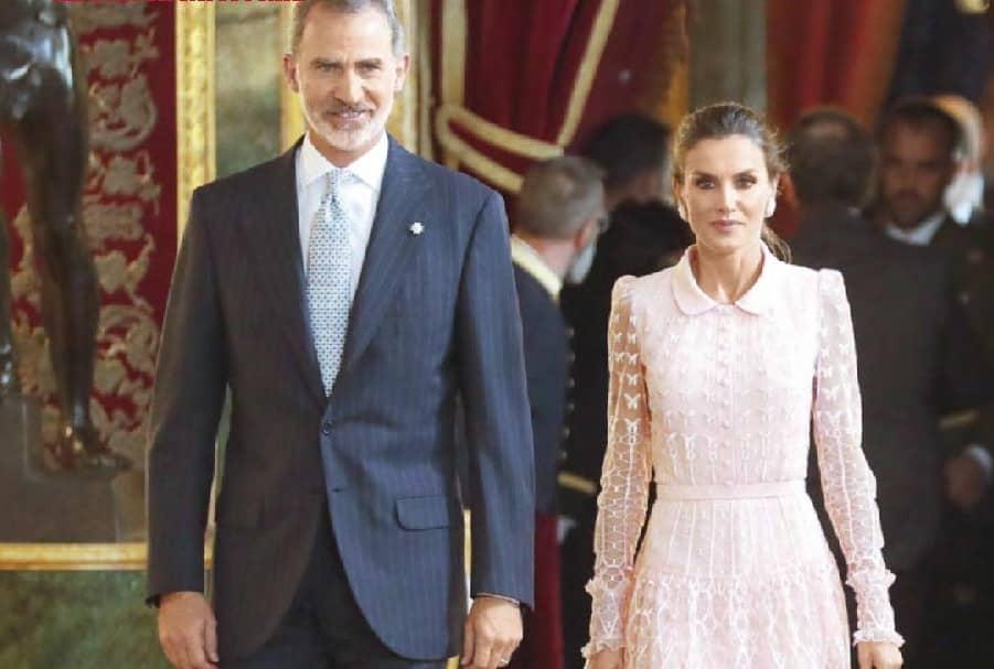 Felipe Y Letizia Confiesan Sus Nervios Por El Gran Momento De Leonor