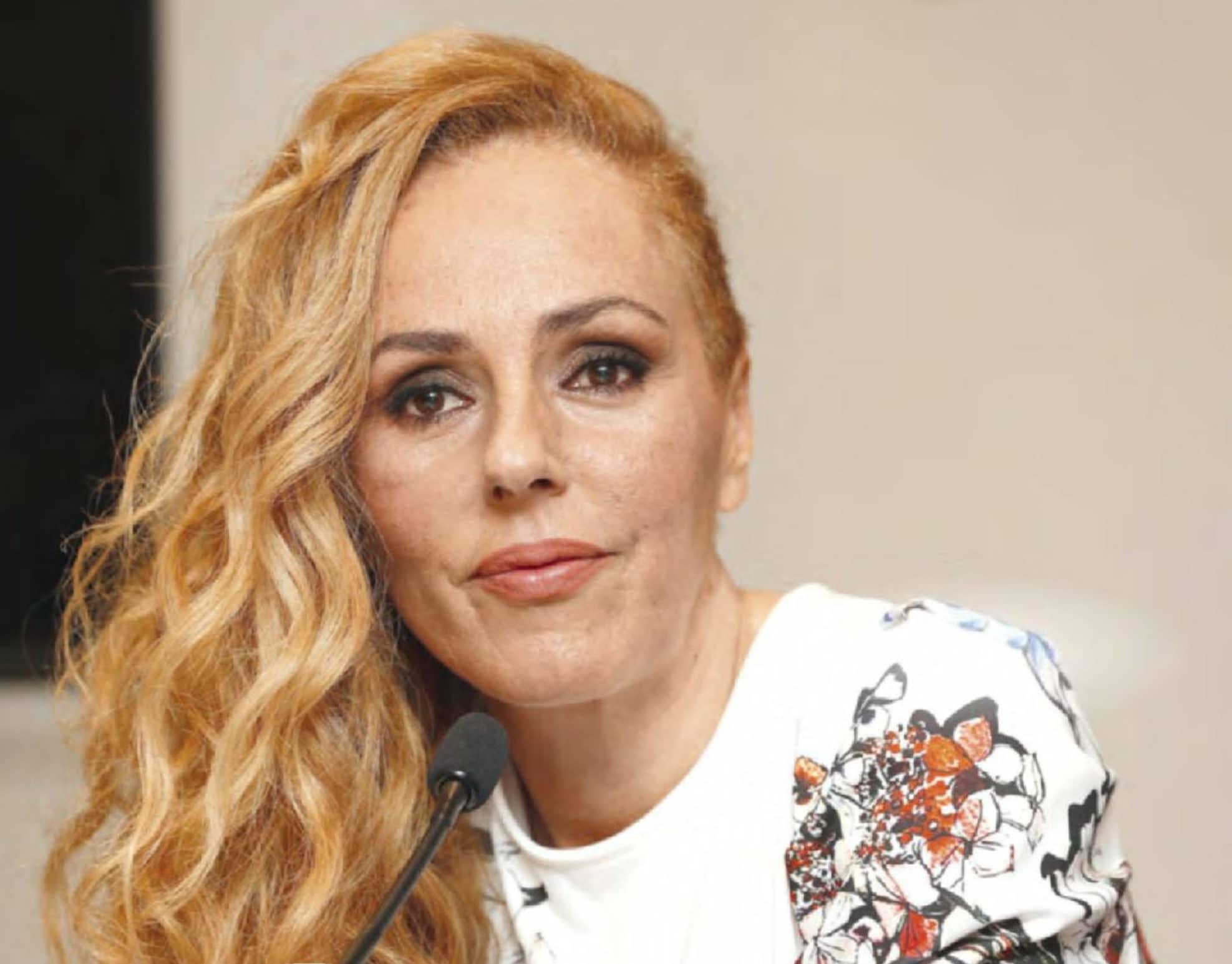 """Rocío Carrasco avisa: """"Una está callada hasta que decide dejar de estarlo"""""""