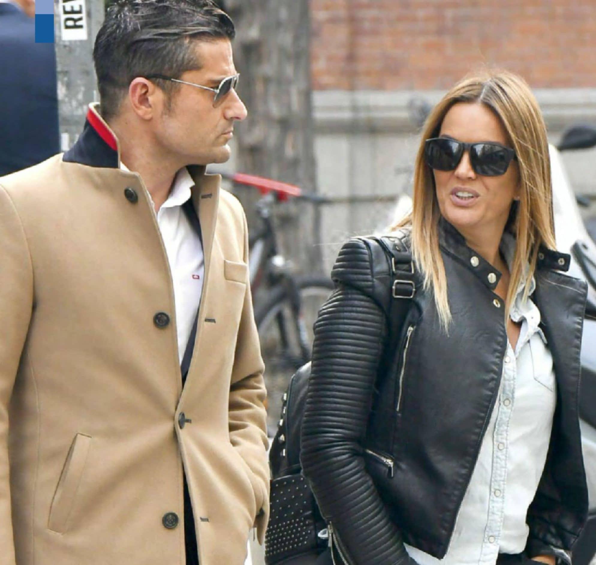 Marta López y Alfonso Merlos pasean felices su amor