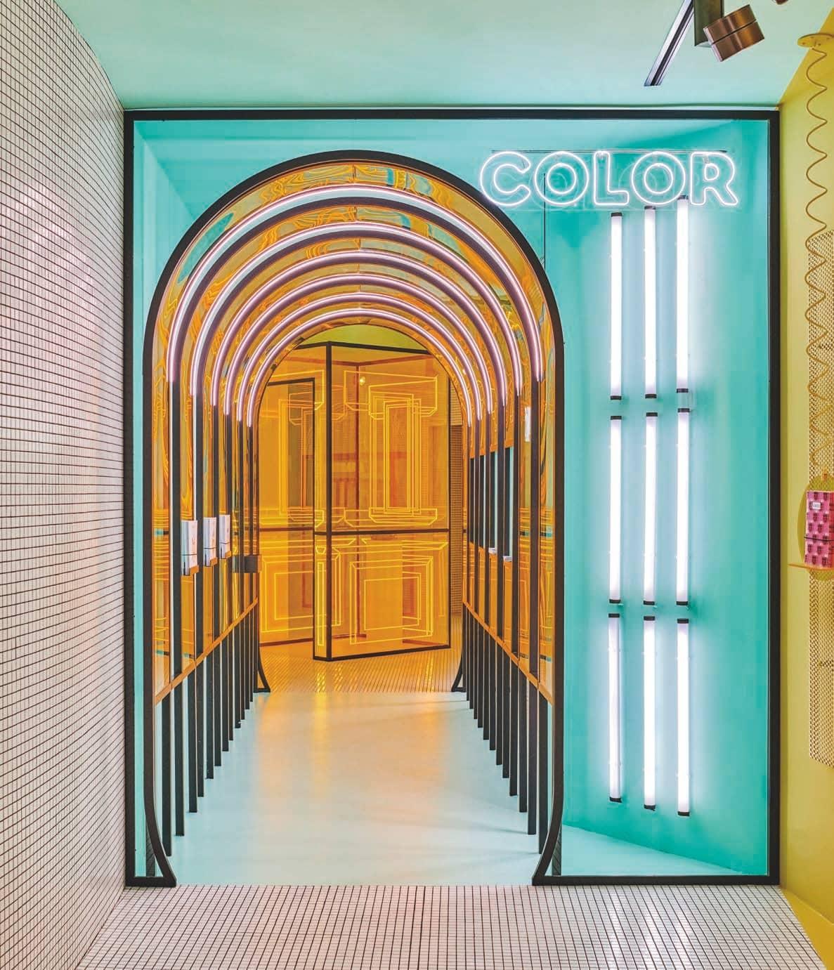 Spanish Shop Designed By Masquespacio Is Surprising In Every Corner