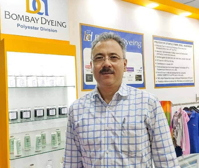 Bombay Dyeing Witnesses Strong Growth In PSF Products