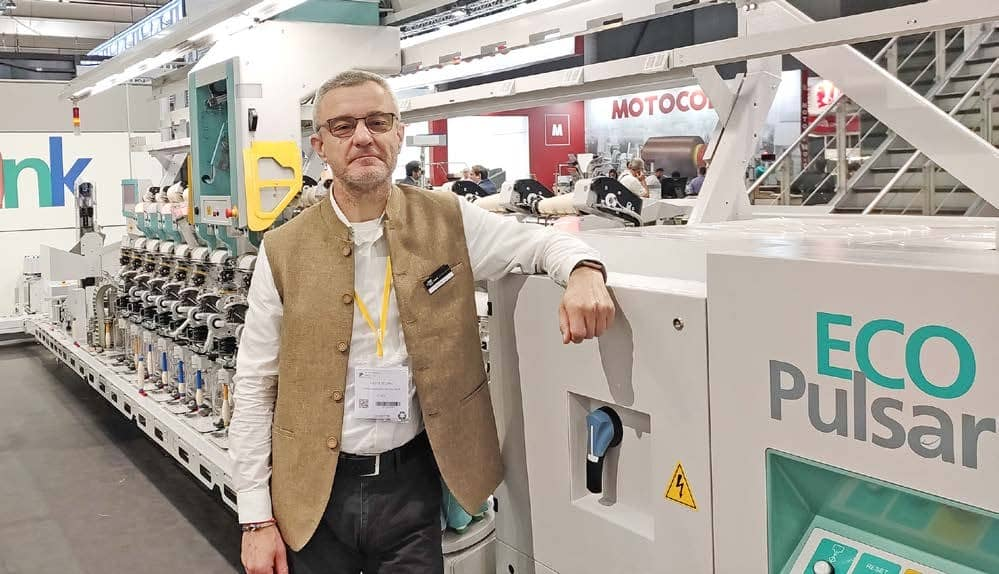 Savio's Helios And Multilink Attract Huge Attention At ITMA