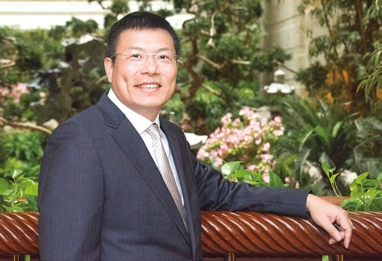Texhong Textile Group On An Expansion And Modernisation Spree
