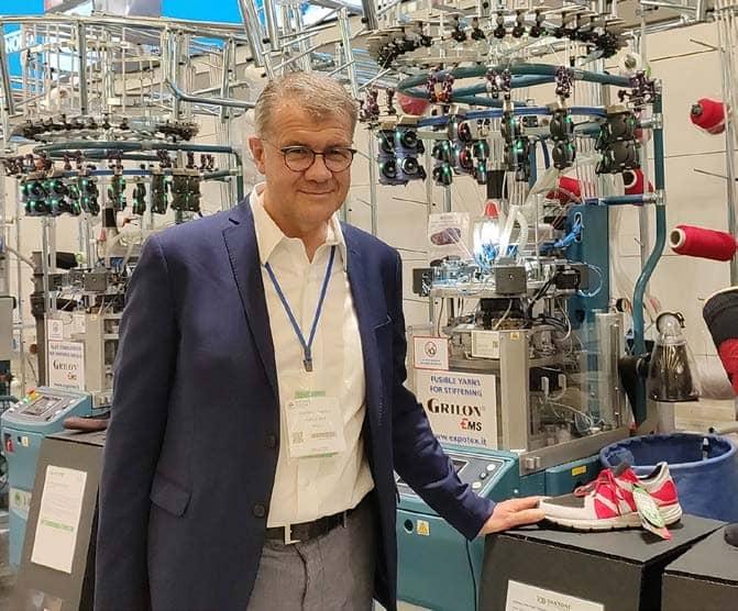 Santoni SpA Celebrates 100 Years Of Knitting Technology Revolution