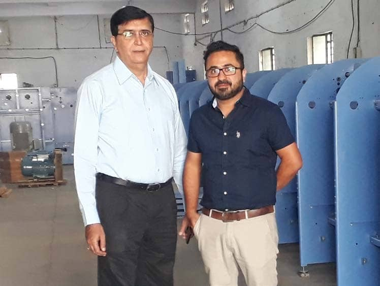 Rima Machines: Specialisation is the key to success