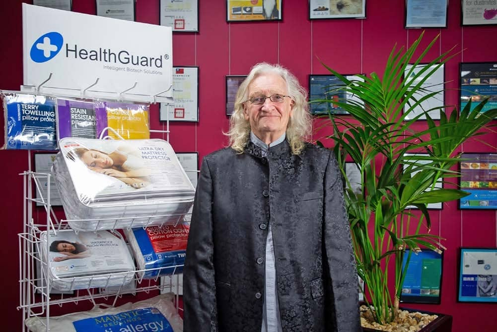 HealthGuard - Britacel Successful Partnership Offering Solutions To Combat COVID-19