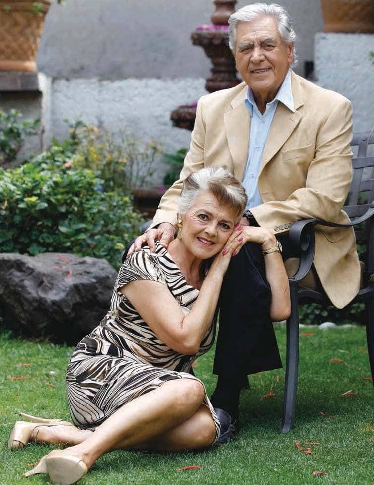 No Conciben La Vida Sin El Otro Ante Don Eric Del Castillo Y Su Esposa Han