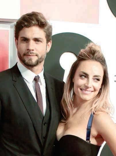 Horacio Pan cheri & Marimar Vega