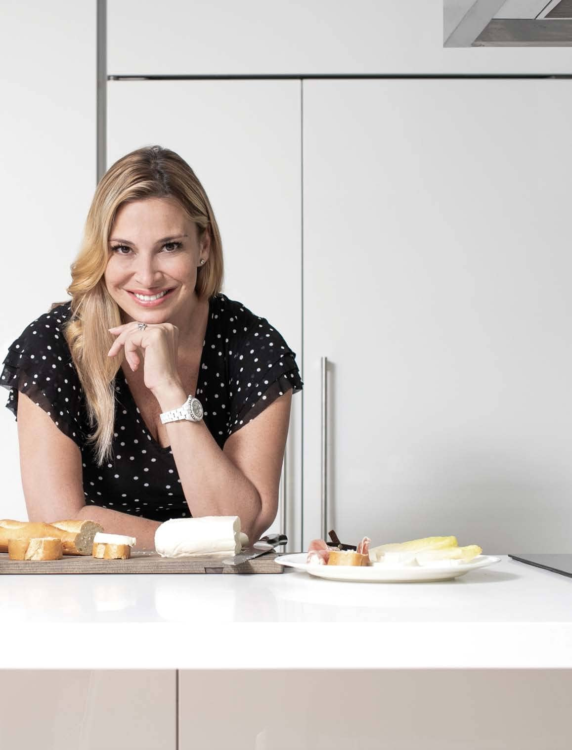 Food Network Star Donatella Arpaia Shares Her Love of Food