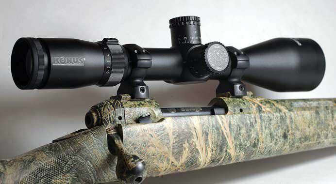 A Rifleman's Optics