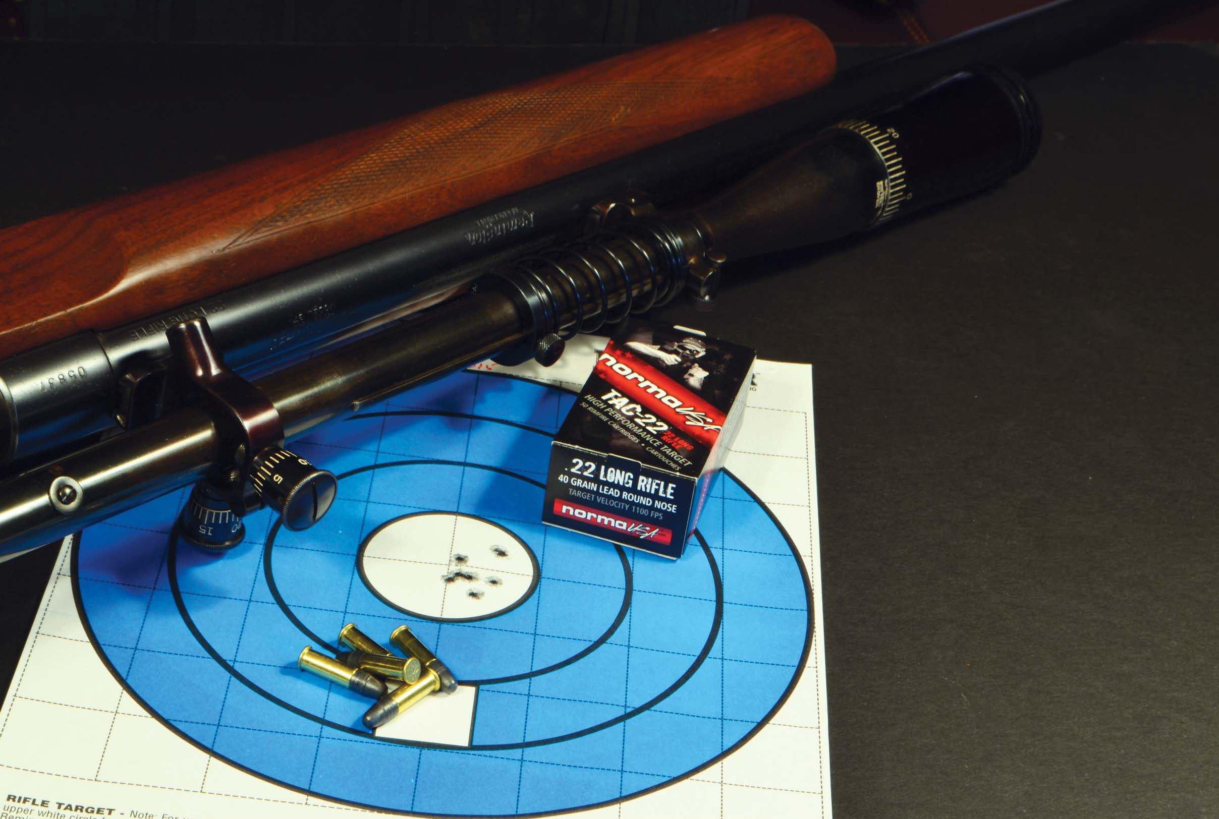 .22 Match Ammunition
