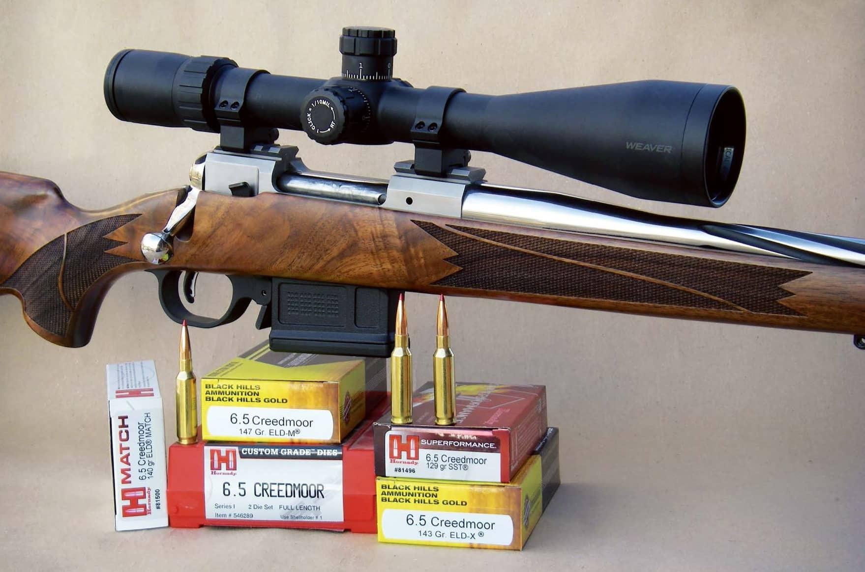 Shaw Custom Rifles