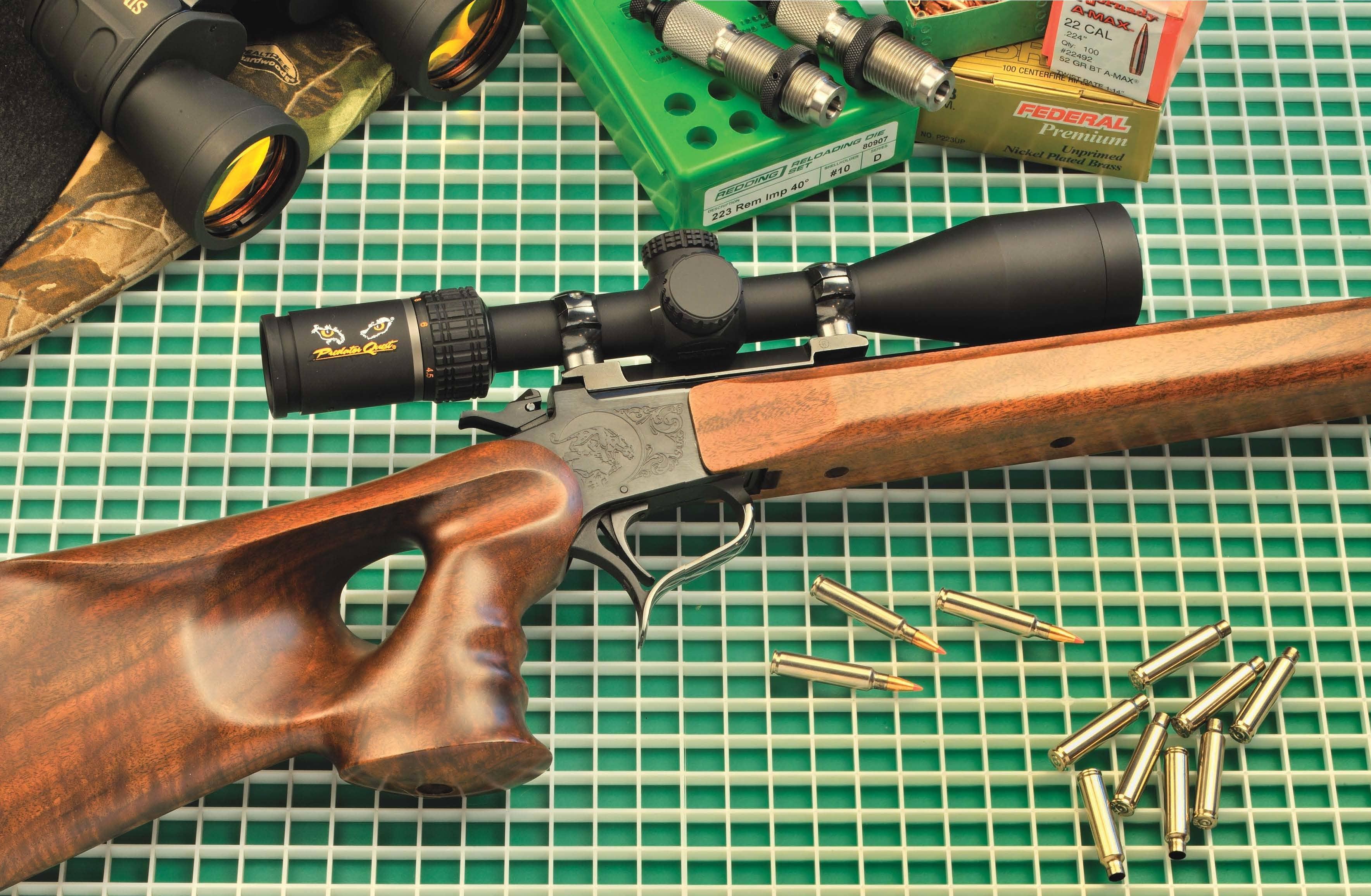 .223 Remington Ackley Improved