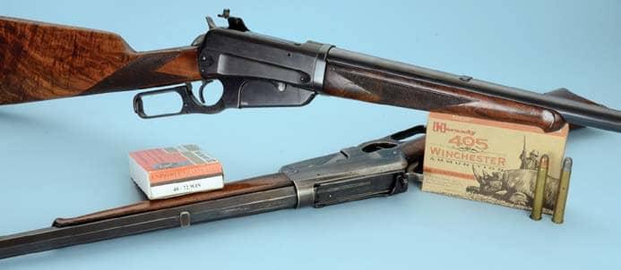 Winchester Model 1895 .405