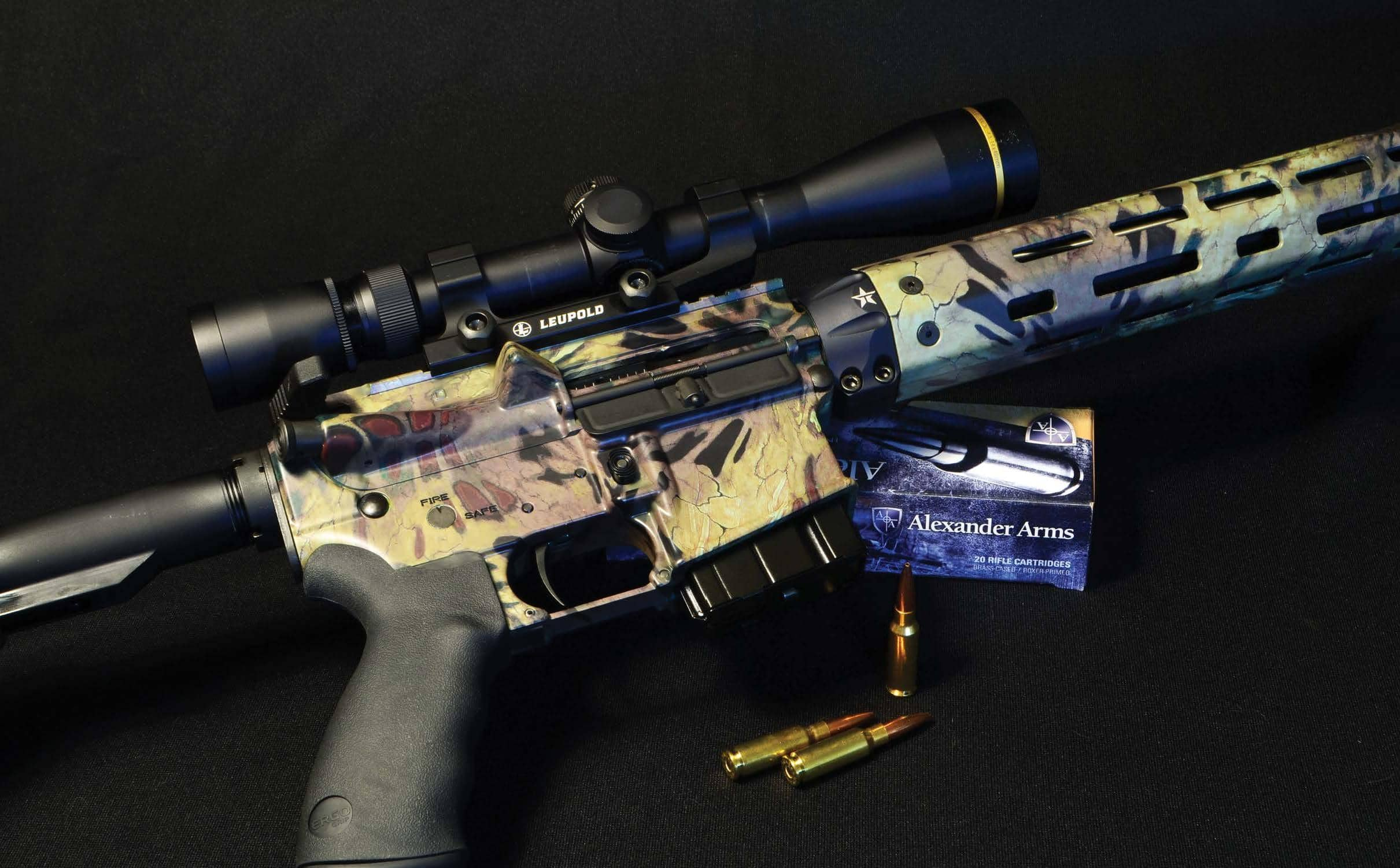 Alexander Arms Hunter New Rifle in 6.5 Grendel