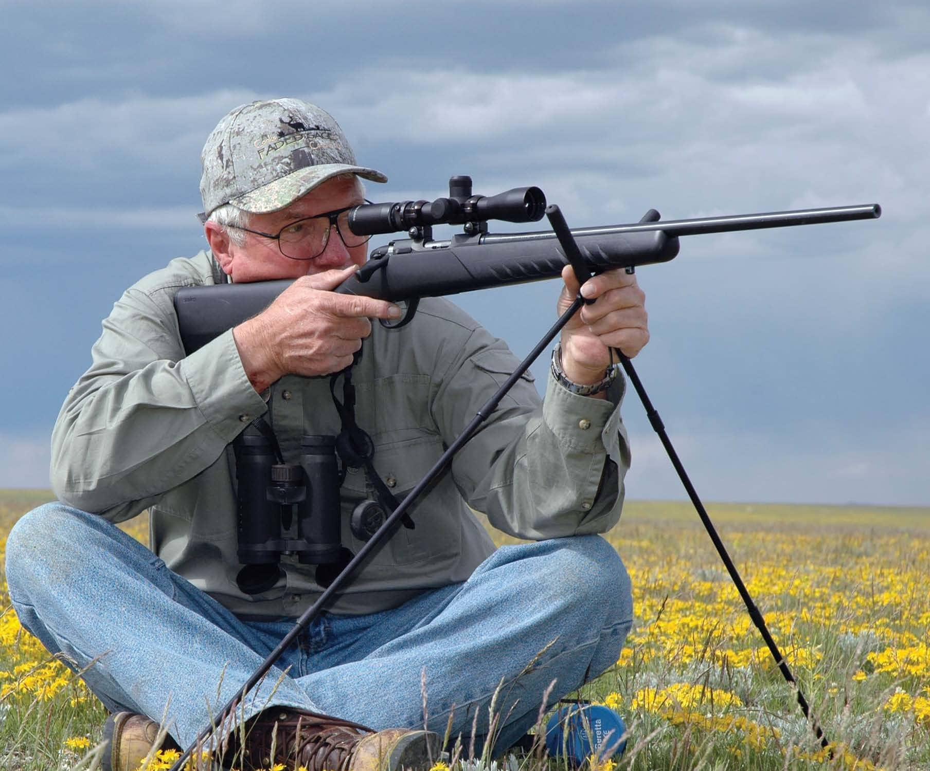 Switch Barrel Sako Quad Rifle