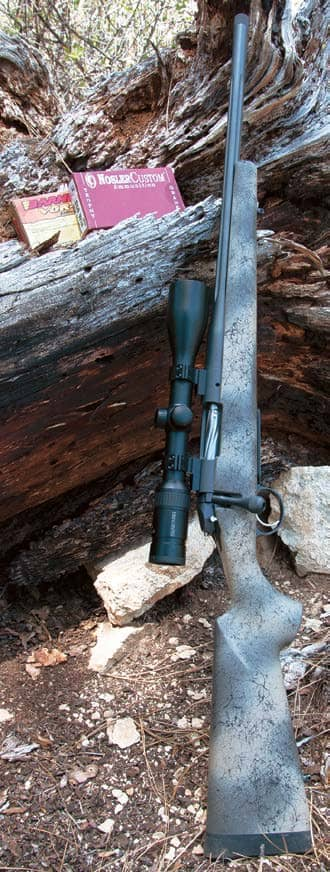 Bergara highlander .308 Winchester - LOCK, STOCK & BARREL