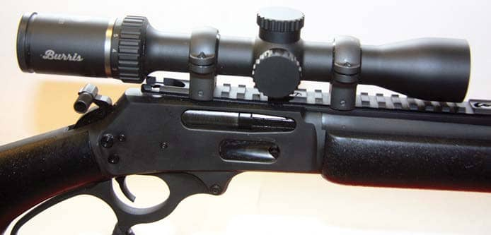 Burris FullField E1 2-7x 35MM