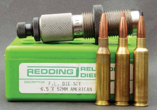 6.5x52mm American: Wildcat Cartridges