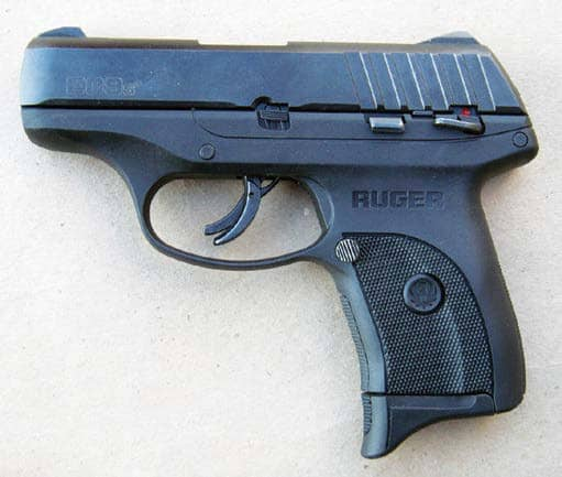 NEW RUGER EC9S 9MM LUGER