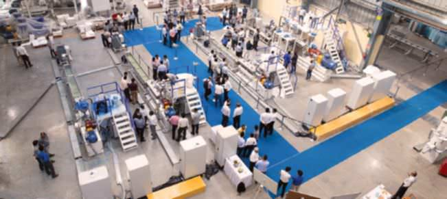 Kabra Extrusiontechnik Demonstrated Latest Compounding Lines