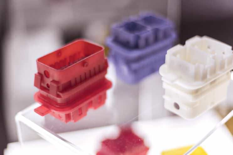 New Materials For Industrial 3d-printing Applications