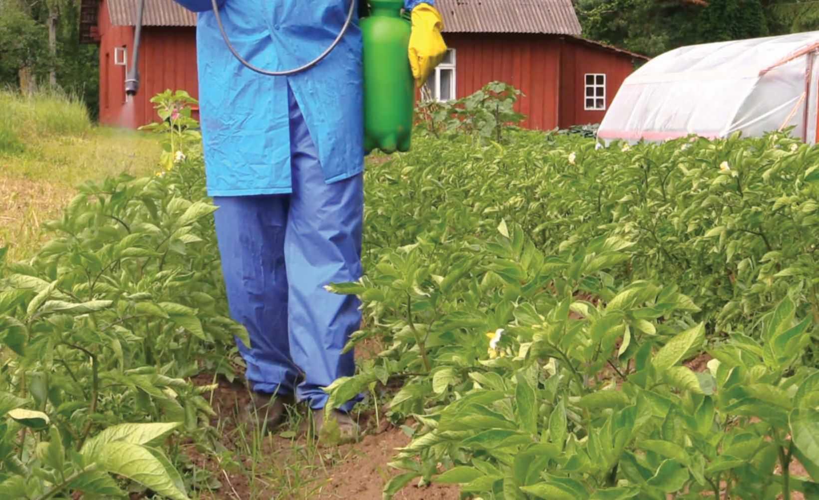 Rural Liquid Fertilizers For Crop Nutrition
