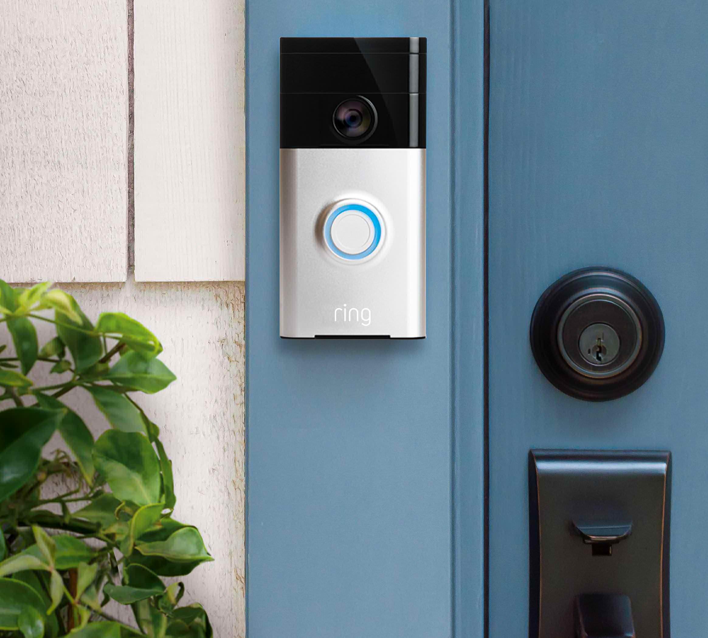 Amazon doorbell camera indoor rabbit furniture
