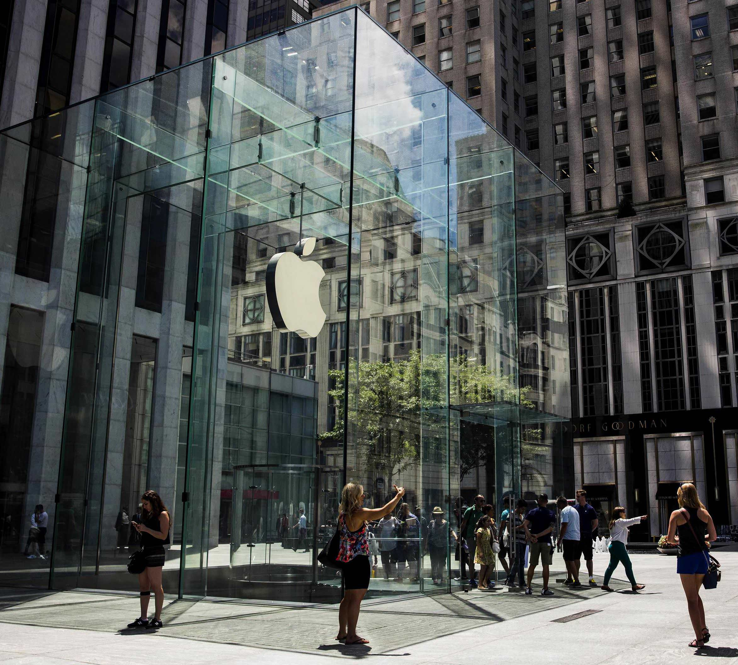 Apple Said To Develop Displays To Replace Samsung-Made