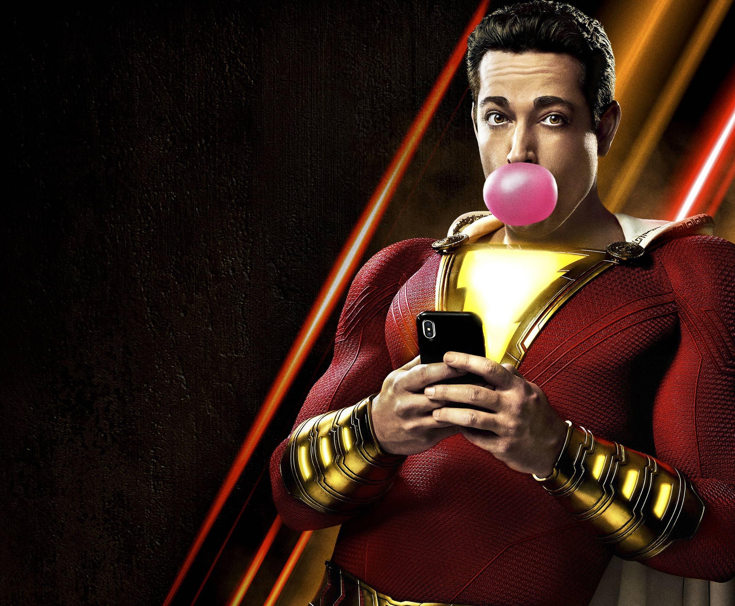 DC Superhero Pic 'Shazam!' Is A Joy... Seriously
